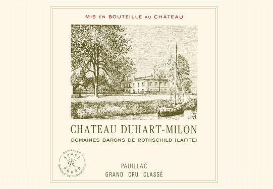 Chateau Duhart Milon Rothschild