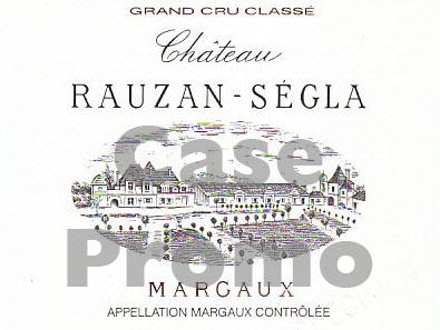 Chateau Rauzan Segla (case promo)