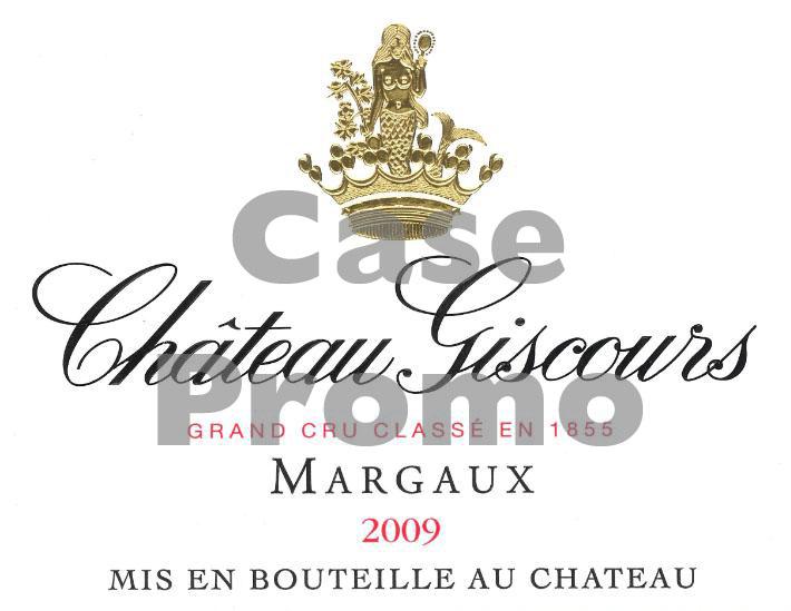 Chateau Giscours (case promo)