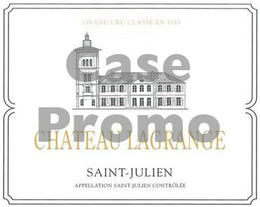 Chateau Lagrange (case promo)