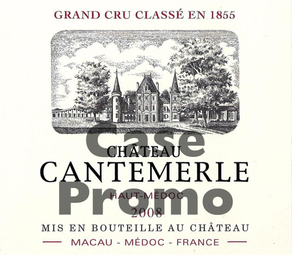 Chateau Cantemerle (case promo)