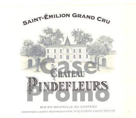 Chateau Pindefleurs 2009 (case promo)