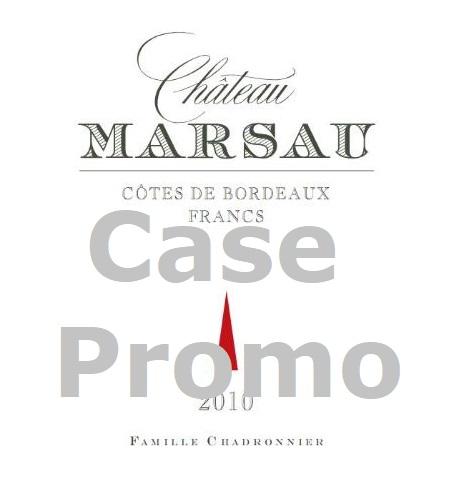 Chateau Marsau (case promo)