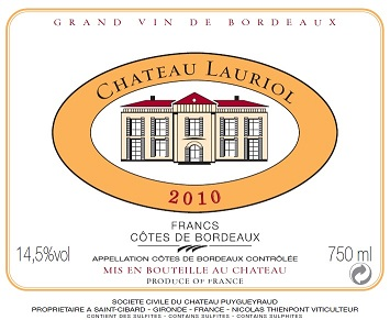 Chateau Lauriol Rouge