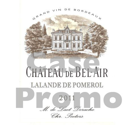 Chateau de Bel Air (case promo)