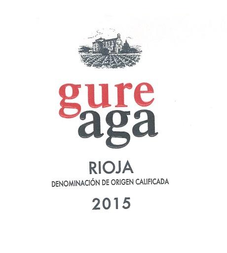Gureaga Rioja Vina Aliaga