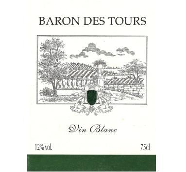 Baron des Tours Blanc Vin de France