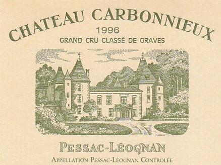 Chateau Carbonnieux Rouge