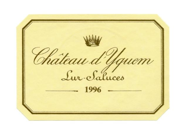 Chateau D Yquem (375 mL)