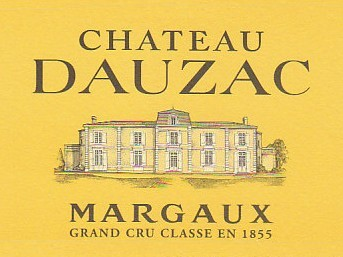 Chateau Dauzac (375 mL)