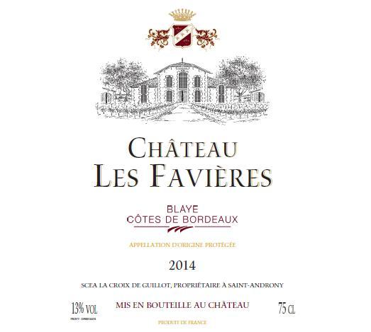 Chateau Les Favieres