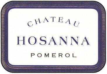Chateau Hosanna