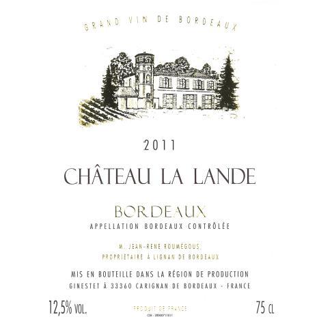 Chateau La Lande Bordeaux