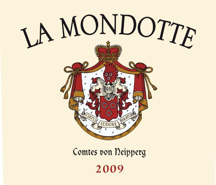 Chateau La Mondotte