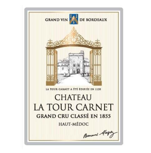 Chateau La Tour Carnet (375 mL)
