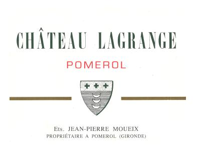 Chateau Lagrange Pomerol