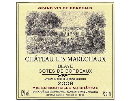 Chateau Les Marechaux