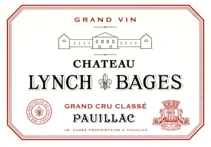 Chateau Lynch Bages (375 mL)