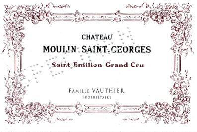 Chateau Moulin Saint George