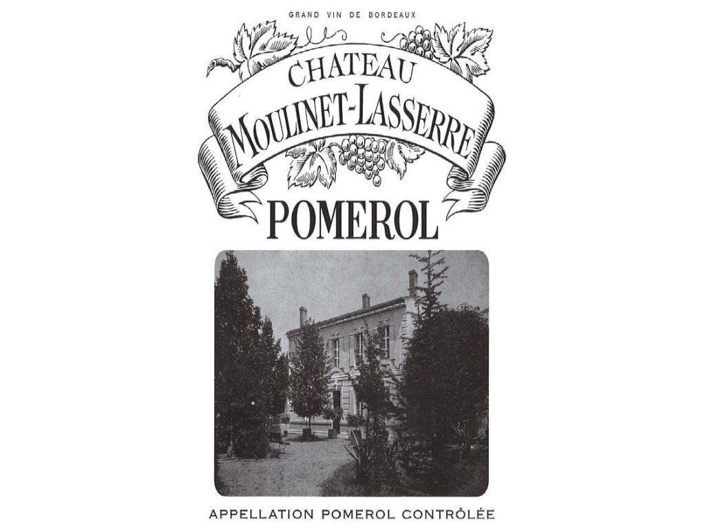 Chateau Moulinet Lasserre