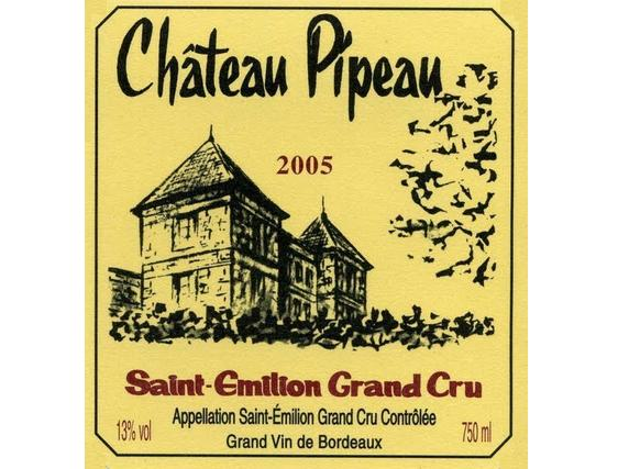 Chateau Pipeau (375 mL)