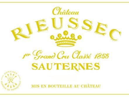 Chateau Rieussec (375 mL)