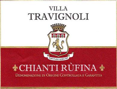 Chianti Rufina Travignoli