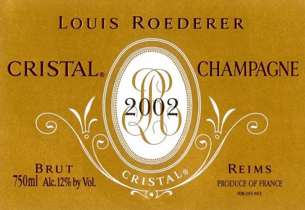 Cristal Brut Louis Roederer