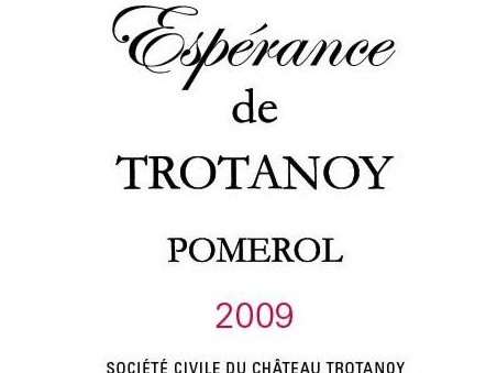 Esperance de Trotanoy