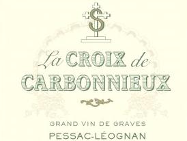 La Croix de Carbonnieux Rouge