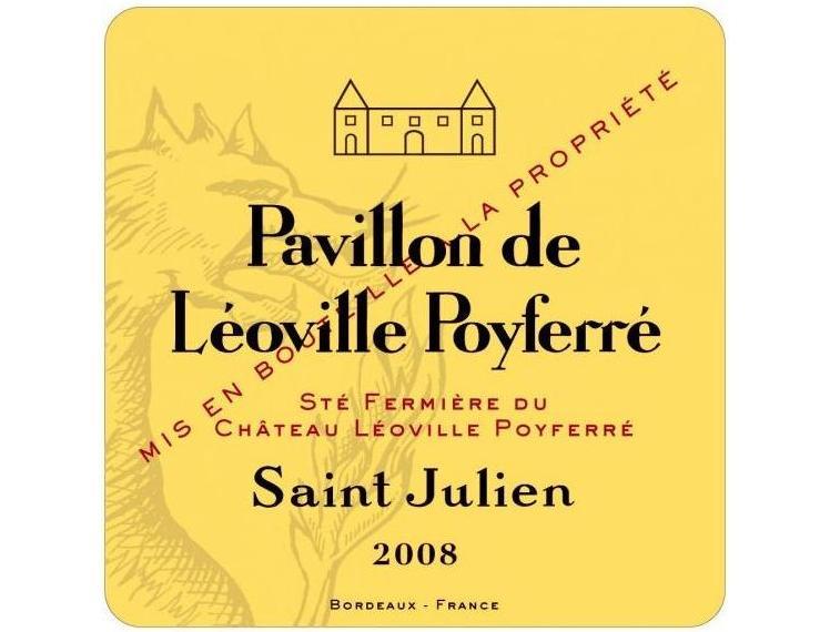 Pavillon de Leoville Poyferre