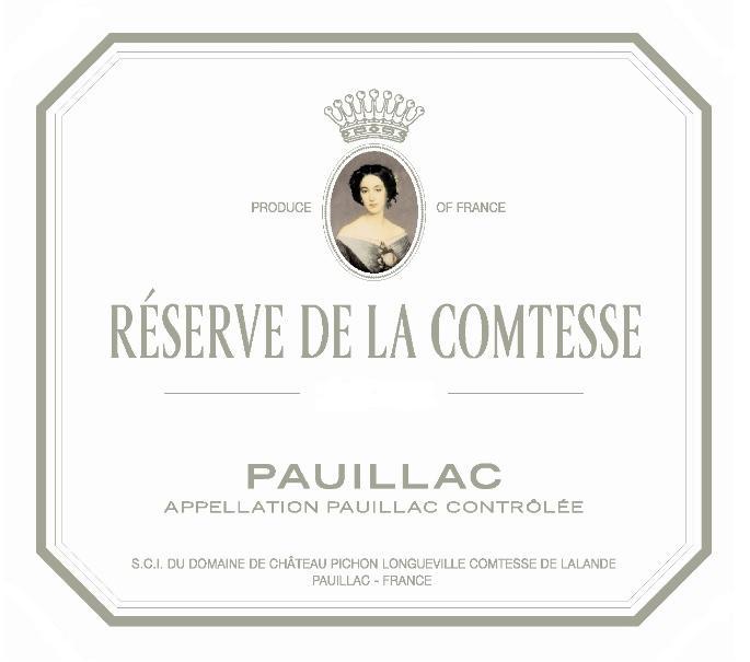 Reserve De La Comtesse
