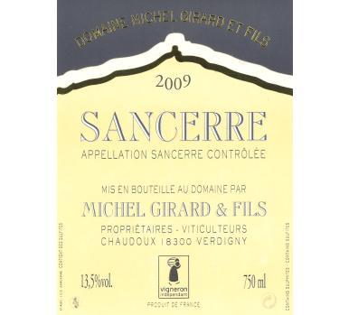 Sancerre Blanc Domaine Michel Girard