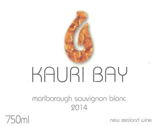 Sauvignon Blanc Marlborough Kauri Bay