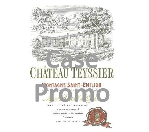Chateau Teyssier Montagne Saint Emilion