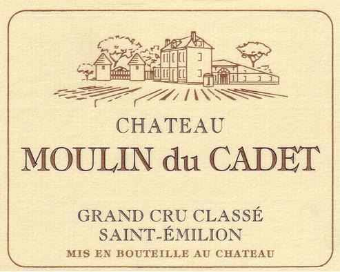 Chateau Moulin du Cadet