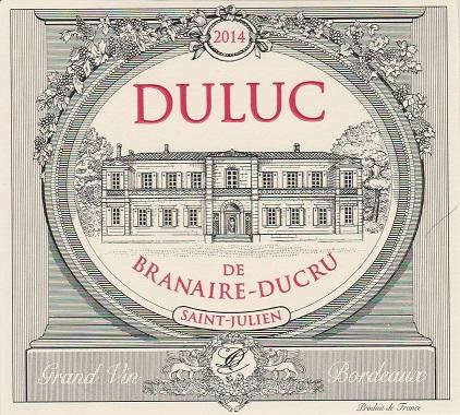 Duluc de Branaire Ducru