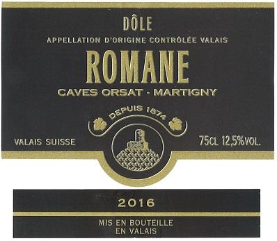 Dole Romane Caves Orsat